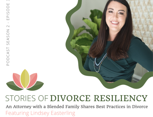 Stories of Divorce Resiliency Podcast: Season 2, Episode 3
